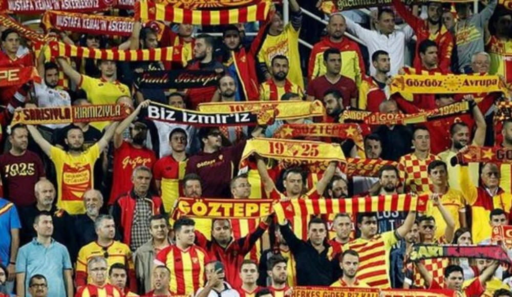 Göztepe'de kombine fiyatları açıklandı!