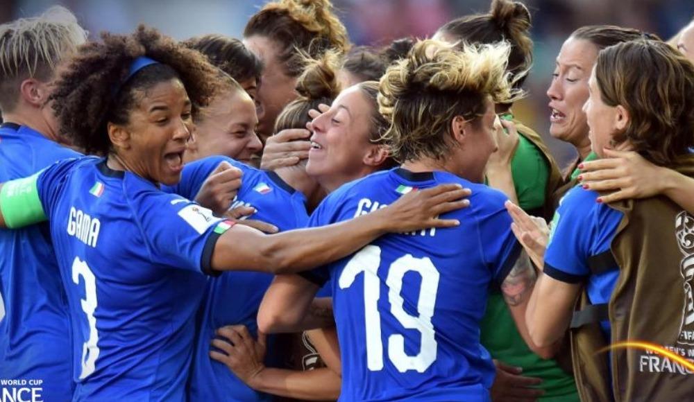 Çin'i 2-0 yenen İtalya, çeyrek finale yükseldi