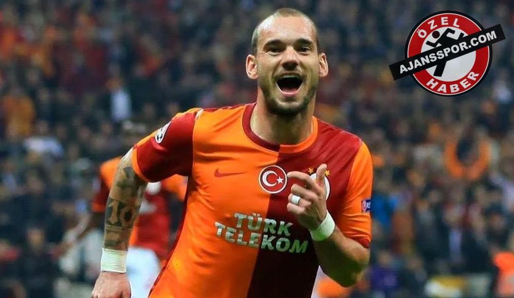 Sneijder, Türkiye'ye dönüyor mu?