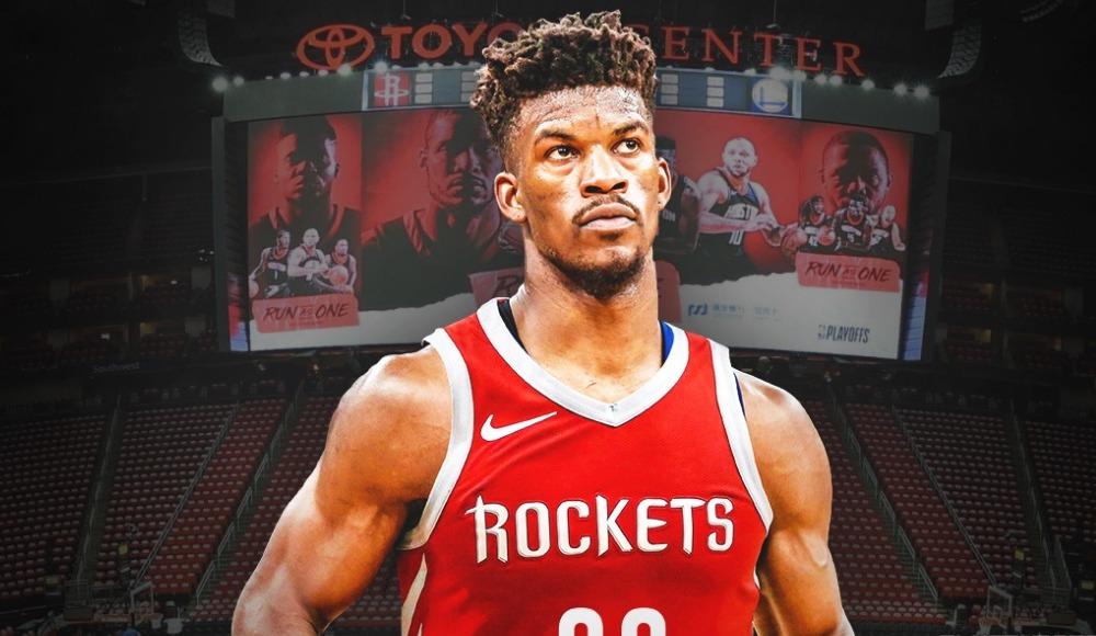 Houston Rockets Jimmy Butler'ı takaslayacak