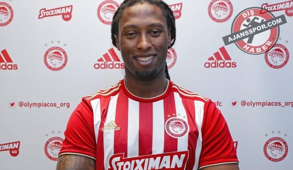 Olympiakos, Ruben Semedo'yu transfer etti