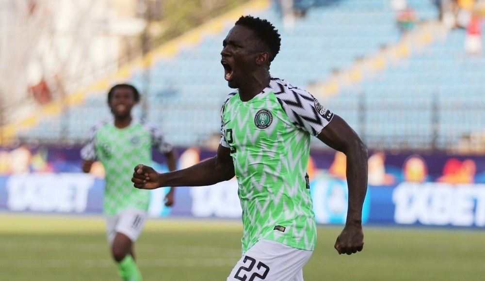 Nijerya, Gine'yi tek golle mağlup etti