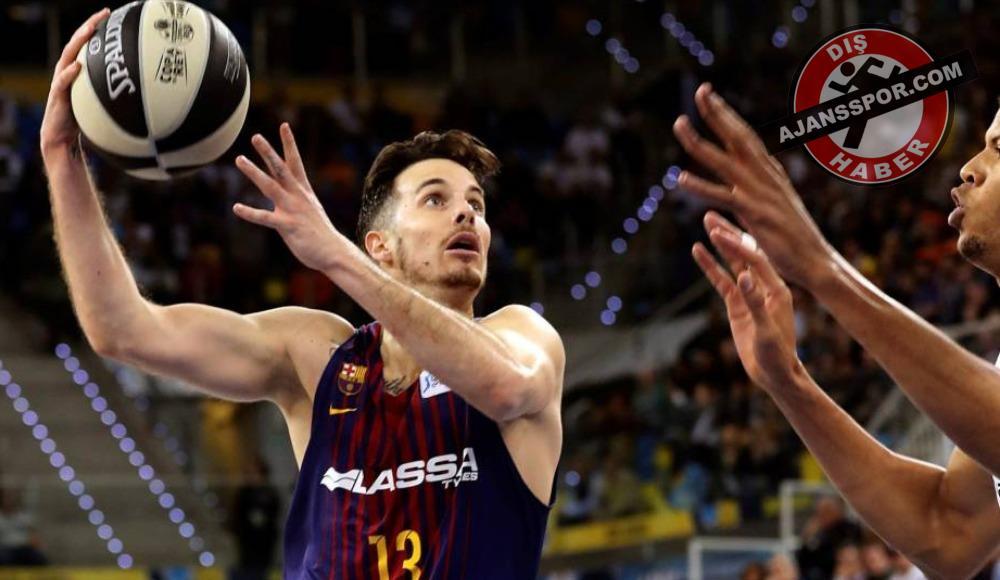 Barcelona Lassa, Thomas Heurtel ile uzatıyor