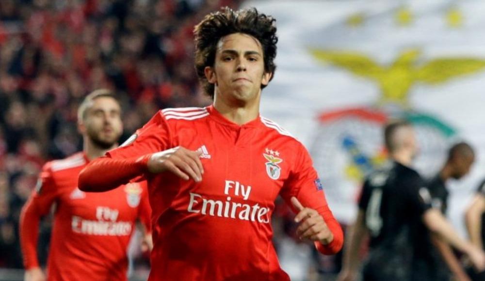 Benfica, Joao Felix'i açıkladı! 126 milyon Euro...
