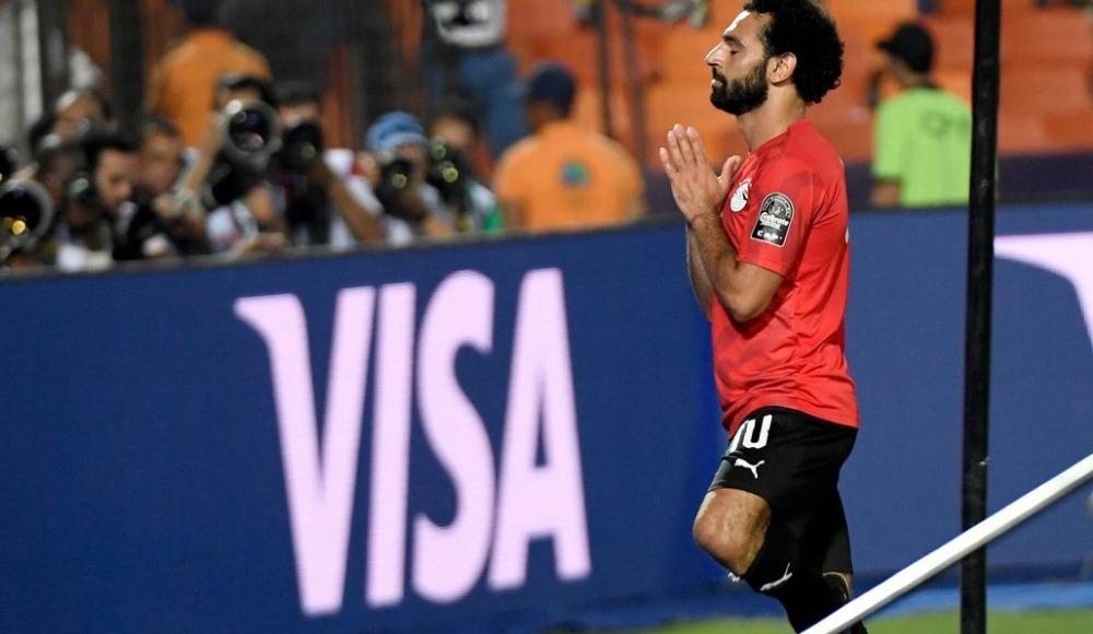 Mısır, Afrika Uluslar Kupası'nda 2'de 2 yaptı! Trezeguet yıldızlaştı