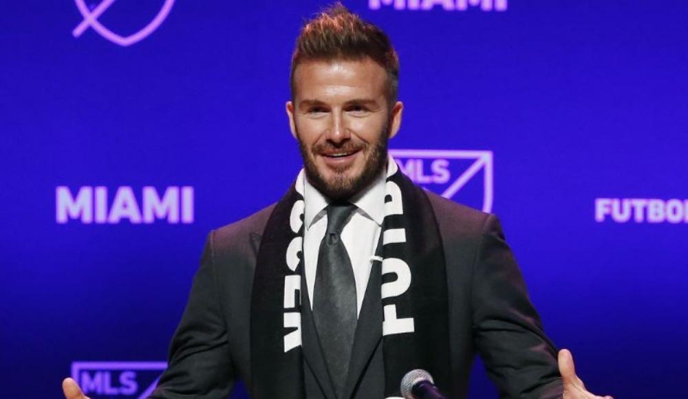 Beckham'dan Beşiktaş'a transfer engeli!