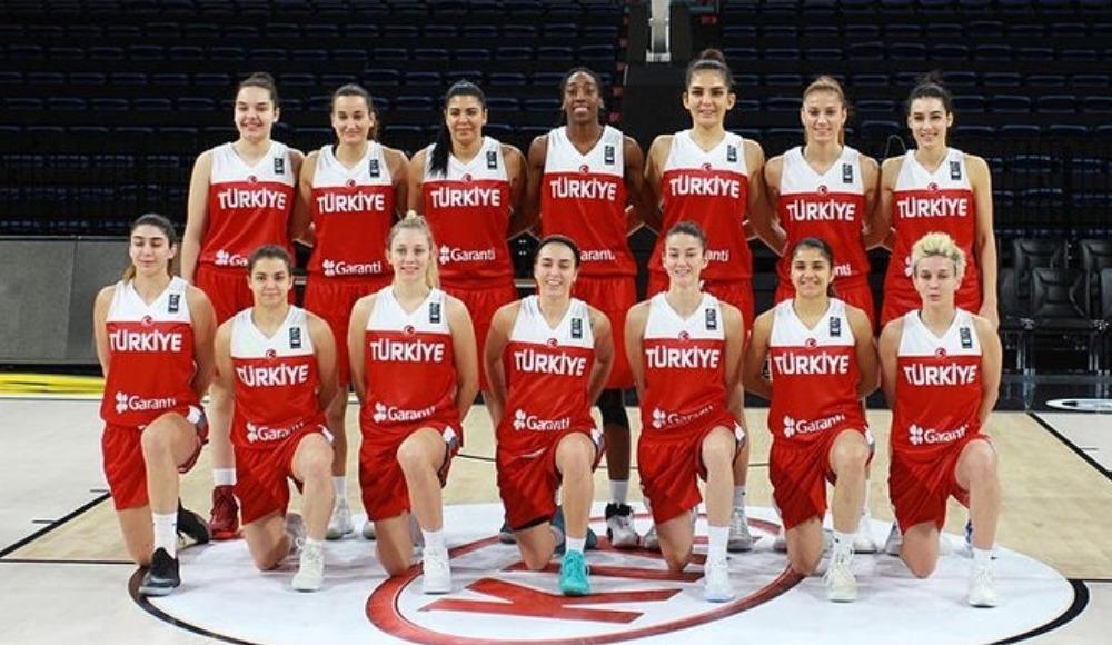 2019 FIBA Kadınlar Avrupa Şampiyonası Sırbistan'da devam ediyor