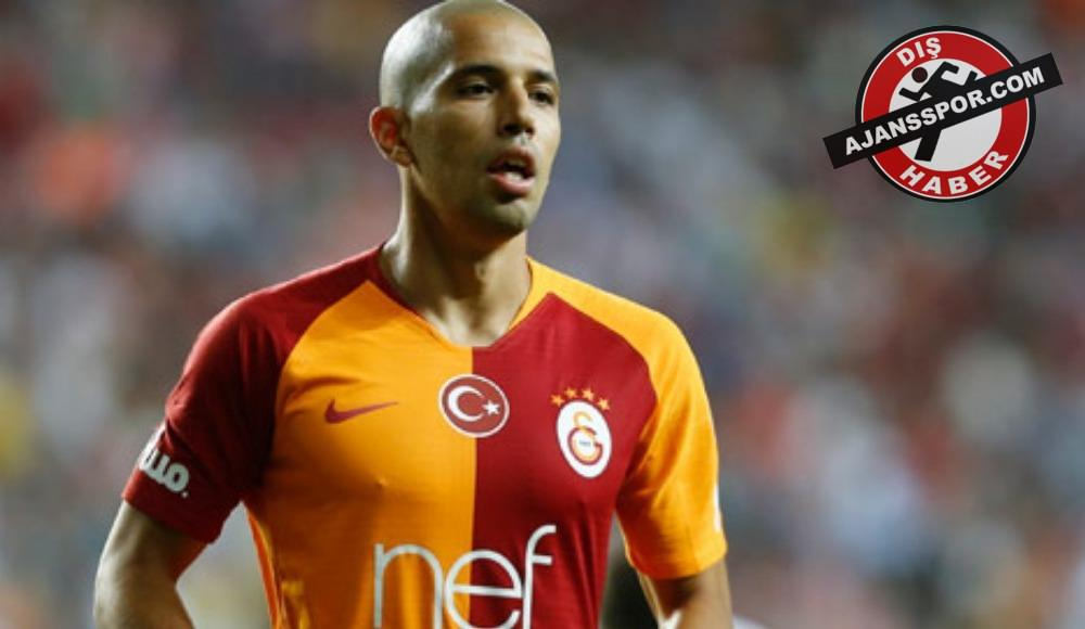 Feghouli, Galatasaray'dan ayrılıyor mu? Flaş iddia...