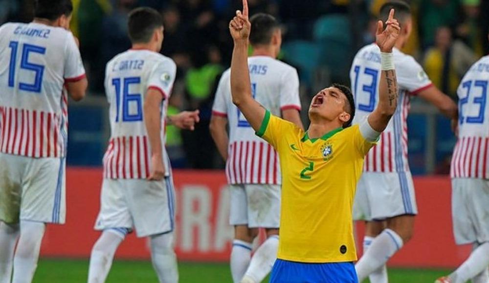 Özet - Brezilya penaltılarla yarı finalde