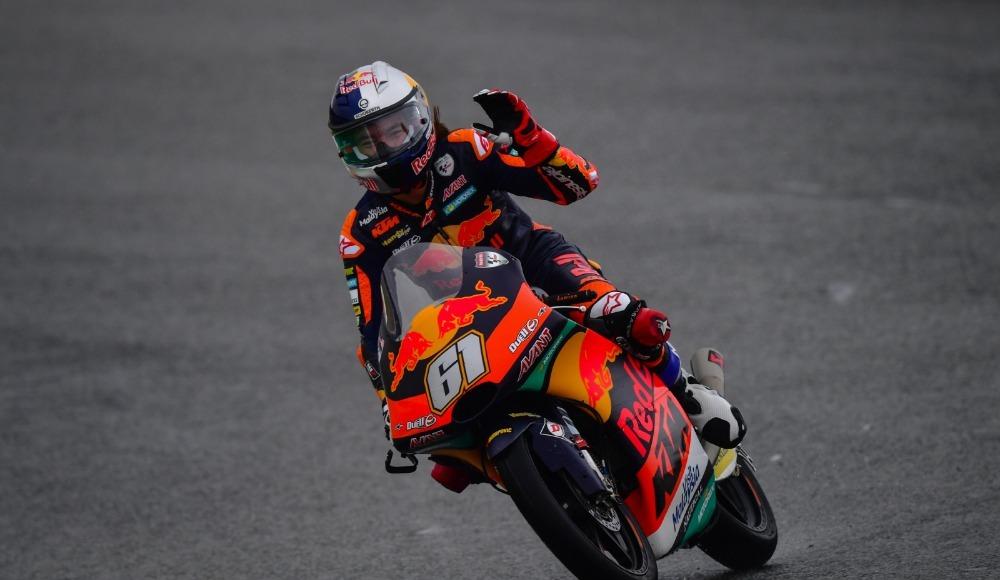 Milli motosikletçi Can Öncü sezonu İspanya'da kapatacak