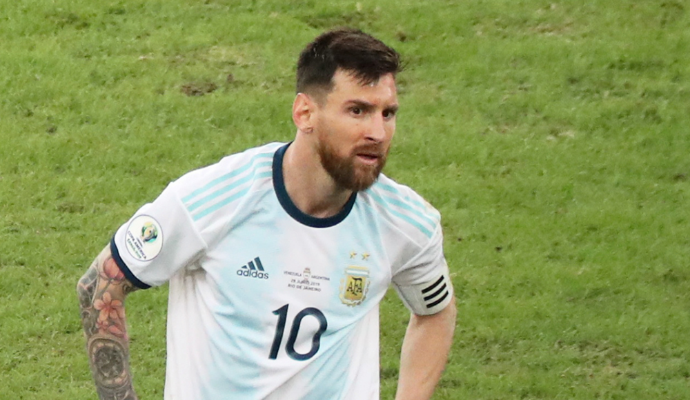 Lionel Messi, Almanya-Arjantin maçında oynayacak mı?