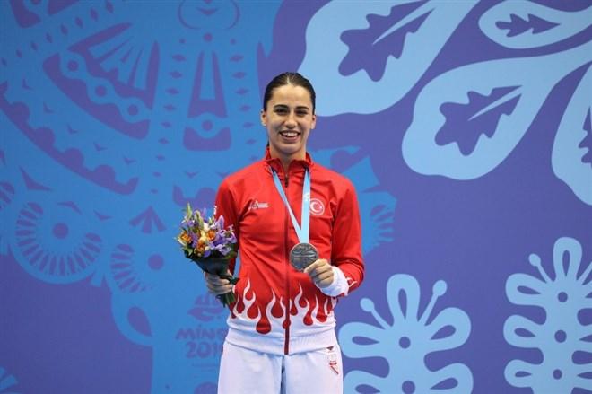 Avrupa Oyunları'nda karatede 4 madalya