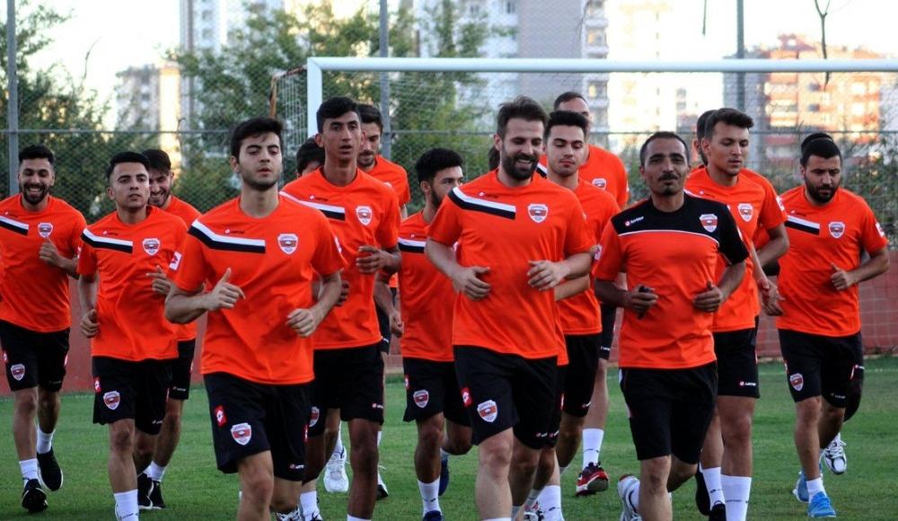 Adanaspor, 5 hazırlık maçı oynayacak