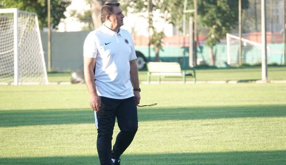 Mustafa Kaplan: Bizim yerimiz Süper Lig'dir