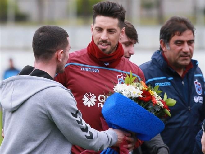 Trabzonspor Sosa ile görüşecek
