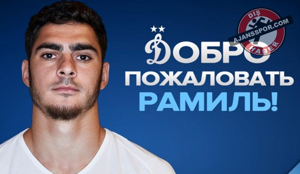 Dinamo Moskova, Ramil Sheydaev'i transfer etti