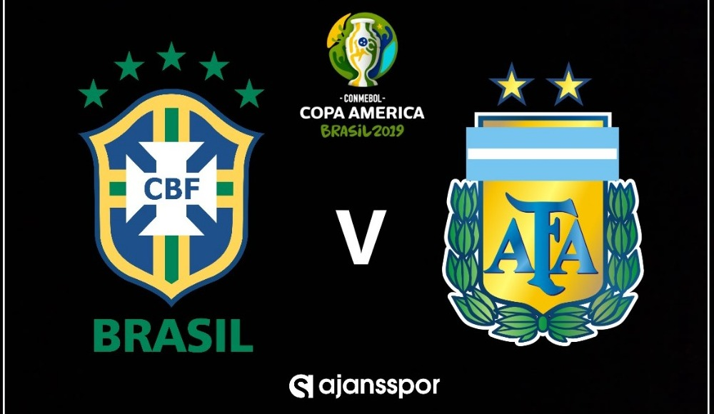 Brezilya - Arjantin (Canlı Skor)