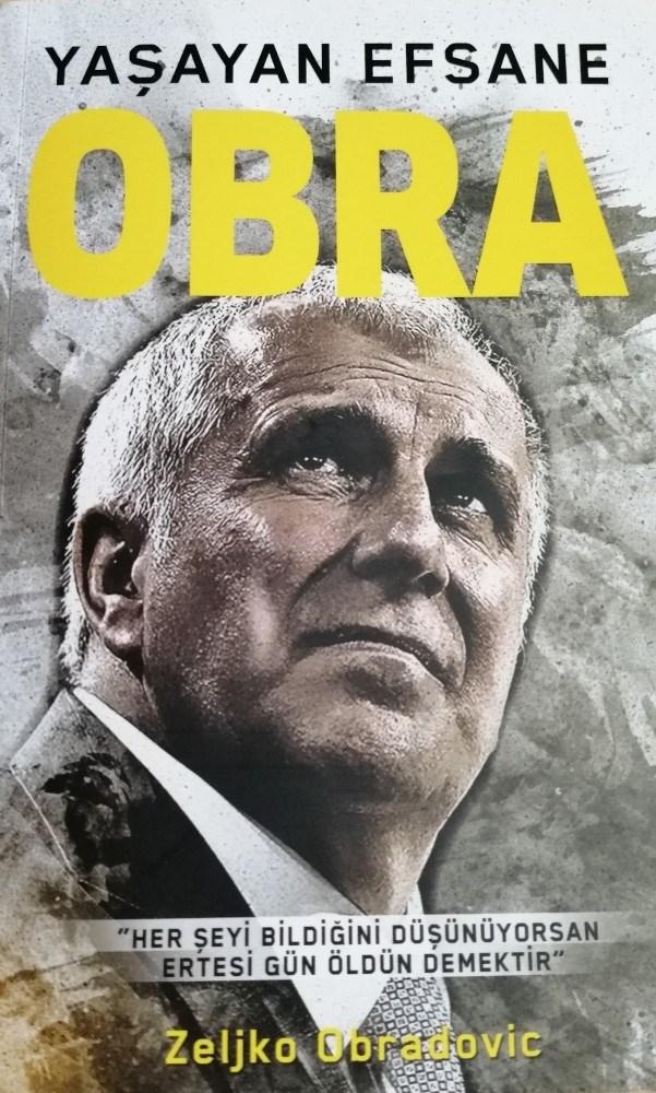 Fanatik Kitap, Obradovic'in hayatını yazdı