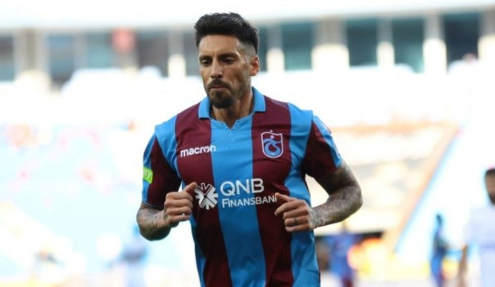 Trabzonspor'dan Sosa'ya yeni sözleşme!