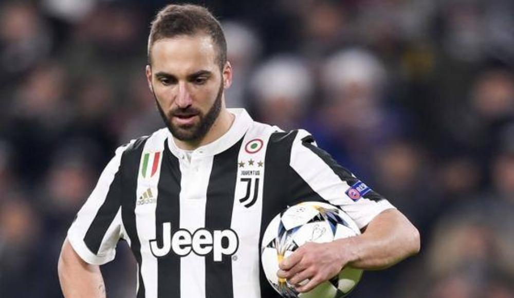 Juventus'tan Gonzalo Higuain'e kendine takım bul çağrısı!