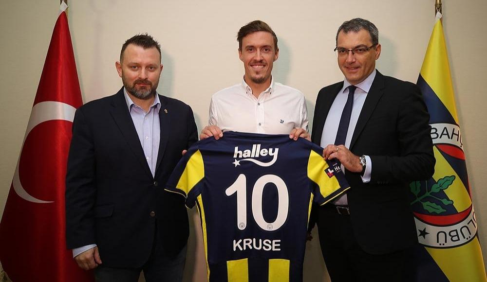 Fenerbahçe, Kruse ile 3 yıllık sözleşme imzaladı!