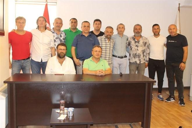 Zonguldak Kömürspor'da olağan üstü kongre yapıldı