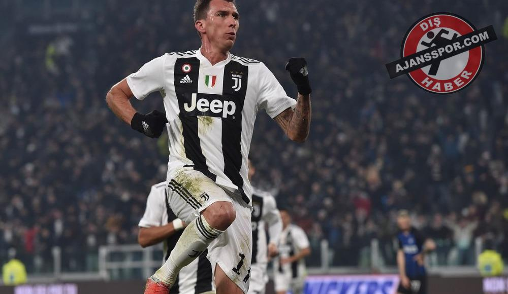 Mario Mandzukic, Juventus'tan ayrılıyor mu?
