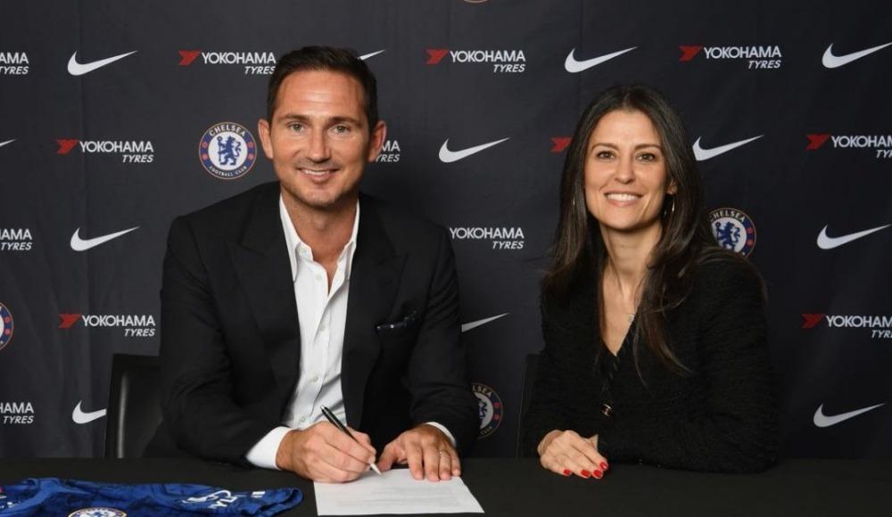 Chelsea, Lampard'ı resmen açıkladı!