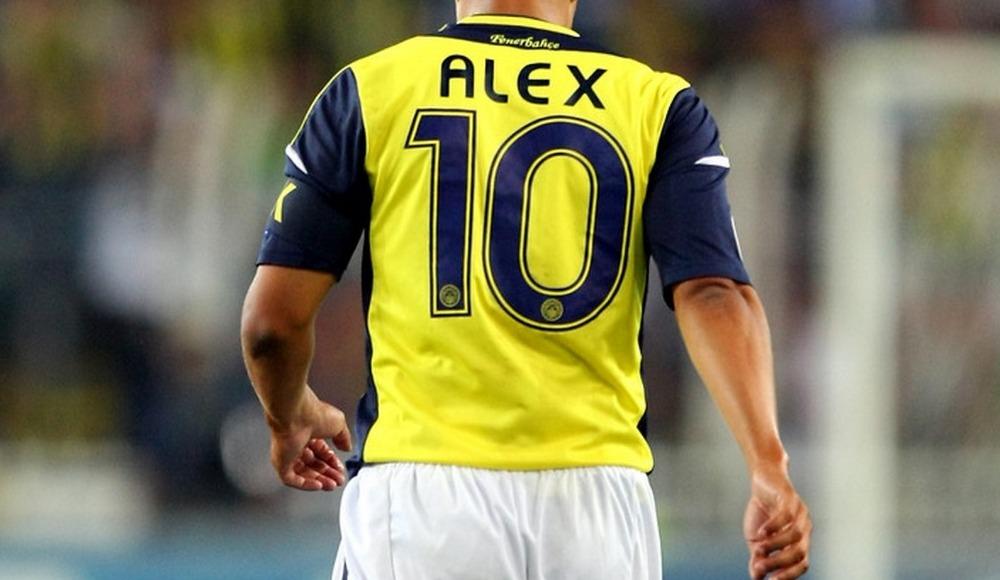 """Yıldız futbolcudan flaş sözler: """"Alex gibi olmak istiyorum"""""""