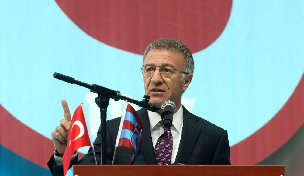Ahmet Ağaoğlu: ''Sturridge turizm, ülke tanıtımı ve takım tanıtımı açısından önemli bir faktör''