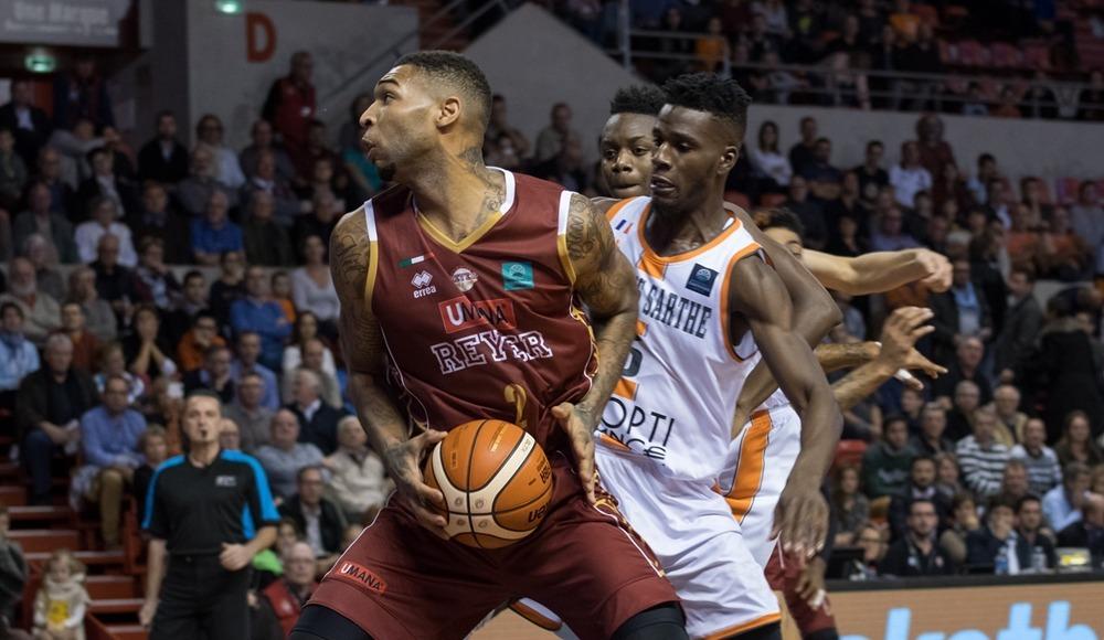 Gaziantep Basketbol'a ABD'li pivot