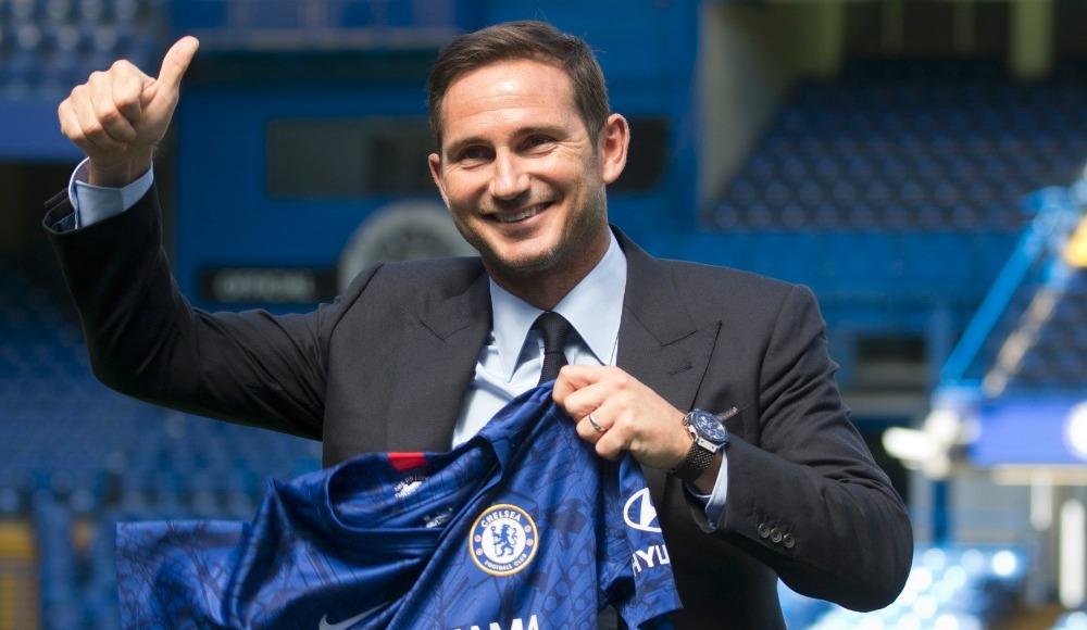 Chelsea'de Frank Lampard'ın cezası listesi...