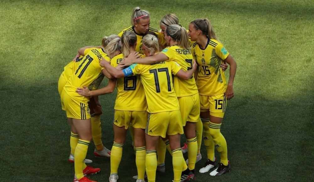 İsveç, Kadınlar Dünya Kupası'nı üçüncü sırada tamamladı