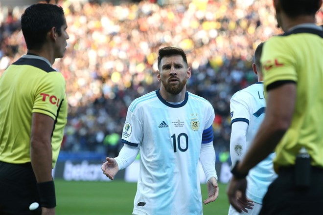 Lionel Messi'nin alacağı ceza belli oldu