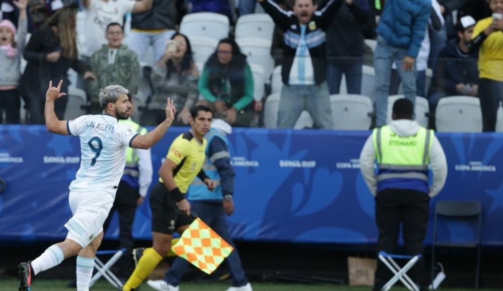Arjantin Milli Takımı, Copa America'yı üçüncü tamamladı