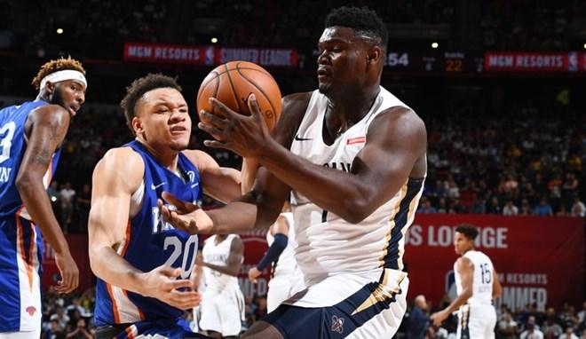 NBA Draftı'nın 1 numarası Zion Williamson sakatlandı!