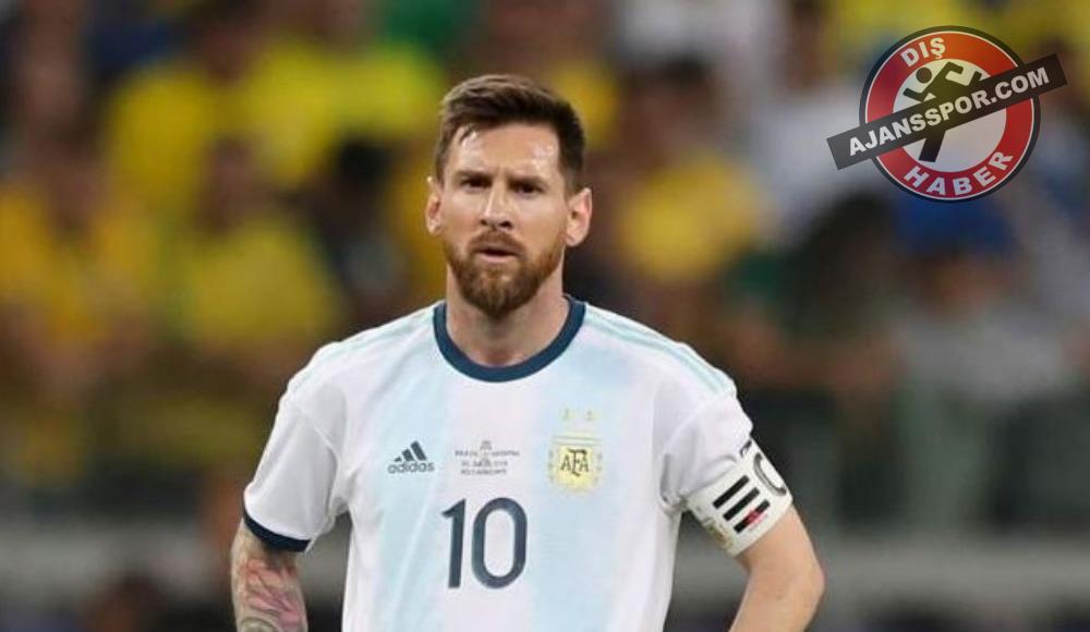 """Messi'ye olay yanıt: """"Sonucu kabullenmek..."""""""