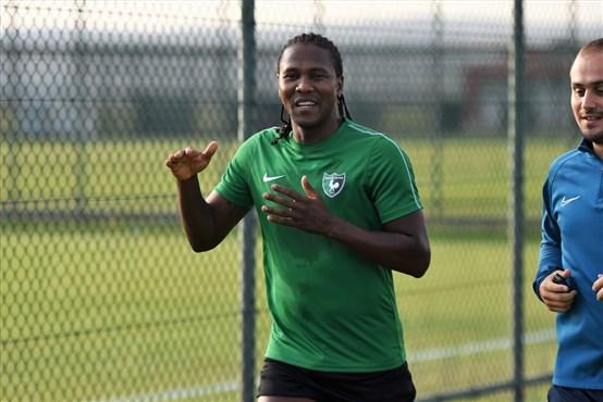 Rodallega, Trabzon'da tepki beklemiyor!
