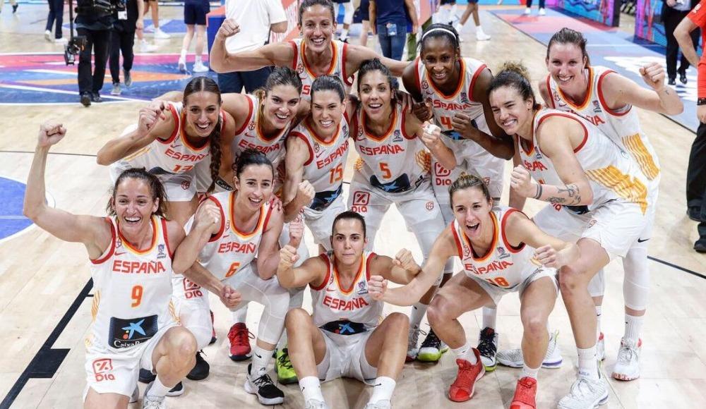 FIBA Avrupa Kadınlar Şampiyonu İspanya oldu!