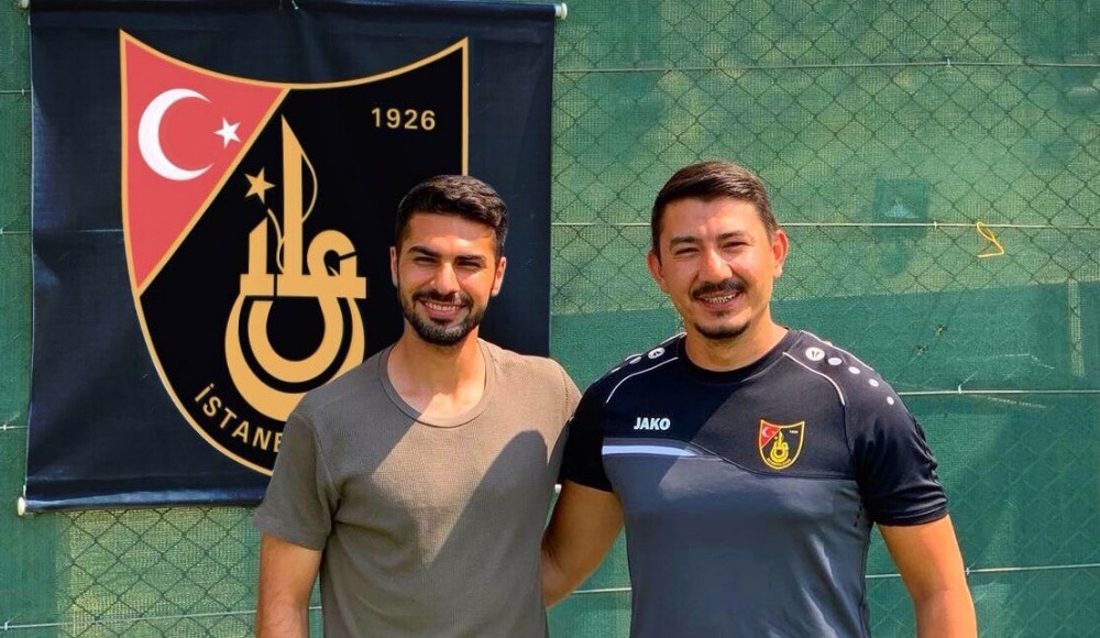 Mehmet Zeki Çelik'ten İstanbulspor'a ziyaret