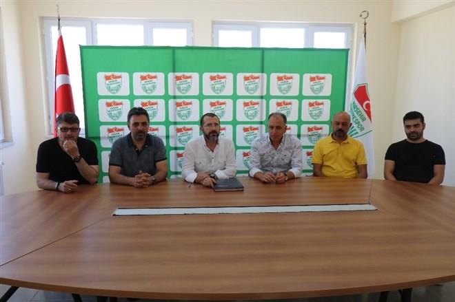 Kırşehir Belediyespor, Taner Öcal ile anlaştı