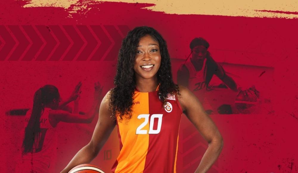 Galatasaray Kadın Basketbol Takımı'nda iç transfer