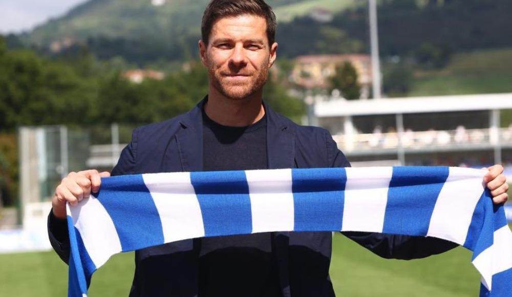 Xabi Alonso, Real Sociedad'a geri döndü!