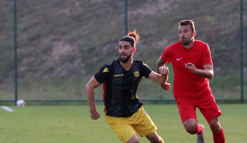 Yeni Malatyaspor hazırlık maçında kazandı!