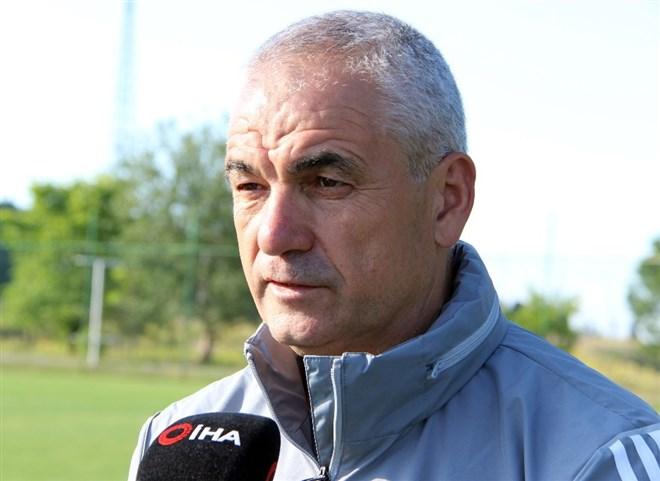 """Rıza Çalımbay: """"Benim için iki önemli kulüp var. Biri Sivasspor, ikincisi Beşiktaş"""""""