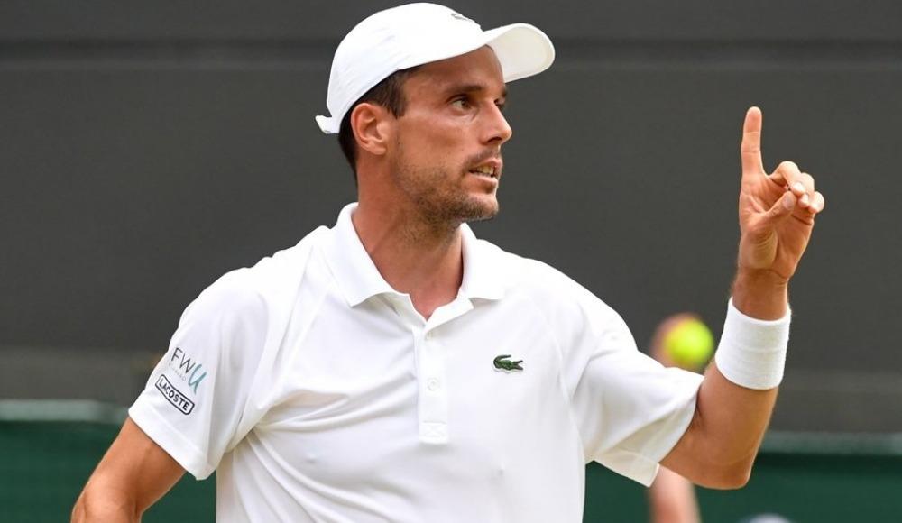 Roberto Bautista Agut, yarı finalde Novak Djokovic ile eşleşti