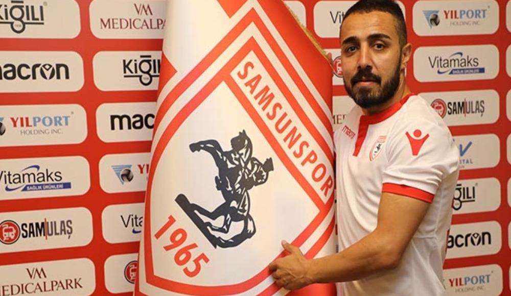 Yılport Samsunspor Caner Arıcı'yı kadrosuna kattı