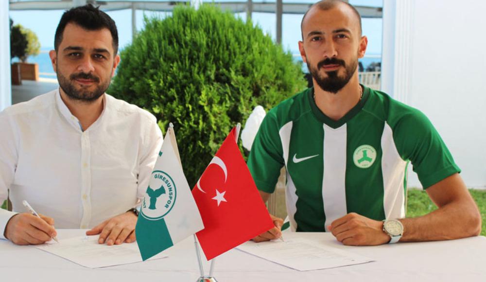 Ahmet İlhan Özek ve Bekir Yılmaz Giresunspor'da