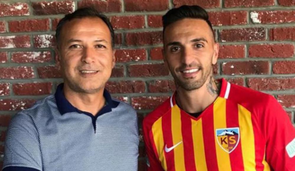 Kayserispor Miguel Lopes'i transfer etti