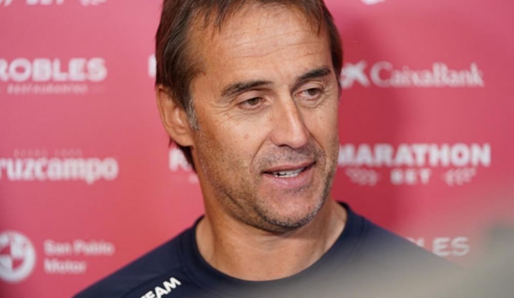 """Lopetegui'den Fernando yorumu: """"Faydalı olacaktır..."""""""